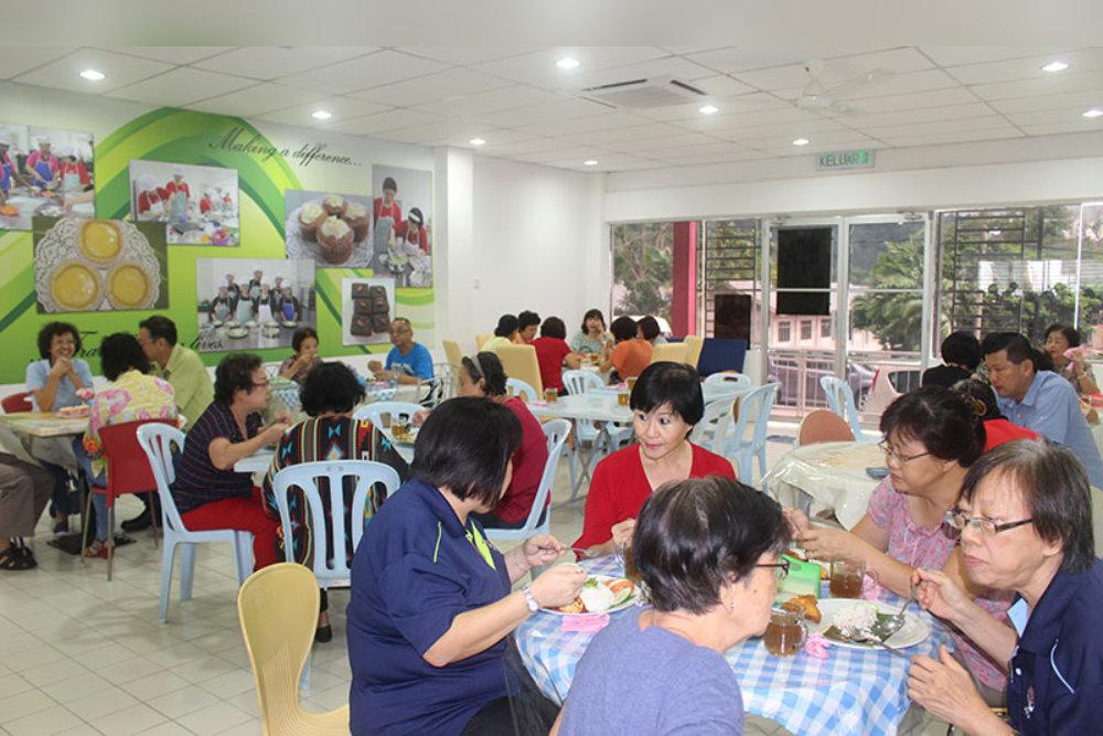 Cafeteria PPIA Batu Pahat training in catering services and takeaways Pertubuhan Perkhidmatan Intervensi Awal Batu Pahat Facilities PPIA Batu Pahat 峇株巴辖特殊教育中心 A08
